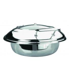 Chafing-Dish Luxe Redondo de Lacor