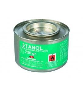 Lata de Gel Combustible Etanol 225 Gr de Lacor