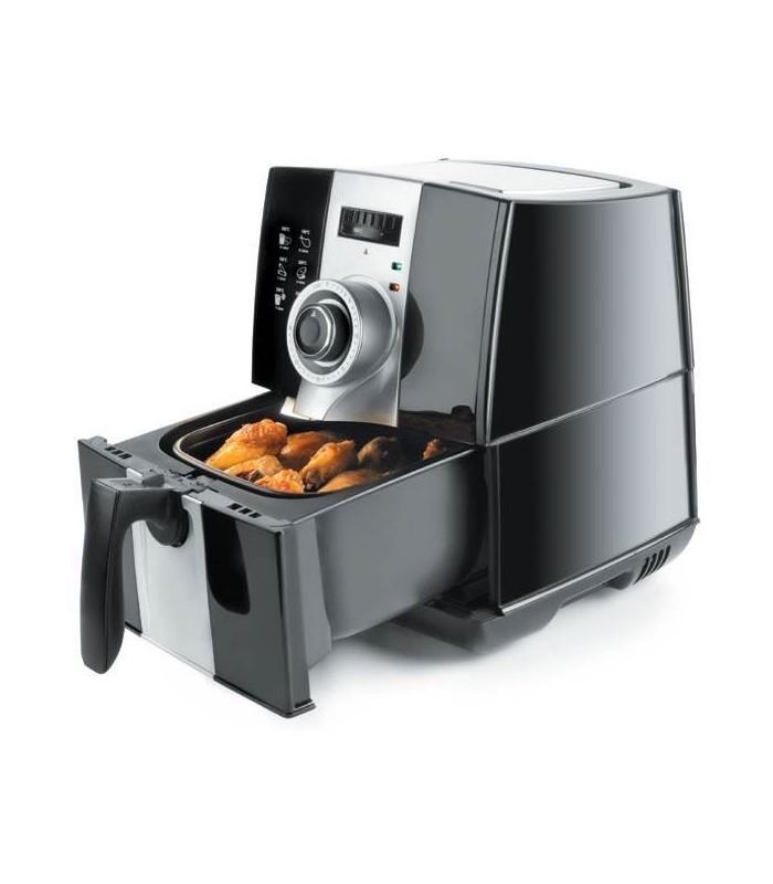 friteuse lectrique de l 39 air chaud sans huile de lacor. Black Bedroom Furniture Sets. Home Design Ideas