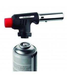 Cabezal soplete gas profesional + adaptador de Lacor