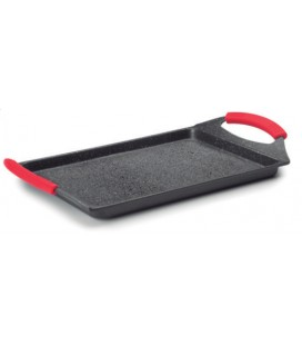 Plancha Grill Lisa Eco-Piedra Black de Lacor