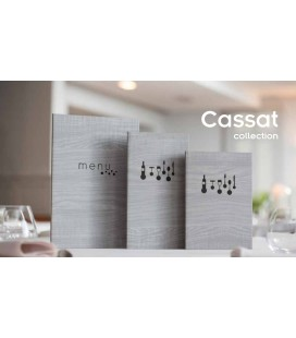 Portamenú Cassatt de Lacor
