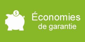Économies de garantie