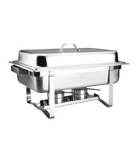 Chafing Dish 1/1 Gastronorm Lacor stainless lid