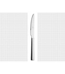 Cuchillo Carne Modelo Titanio de Jay
