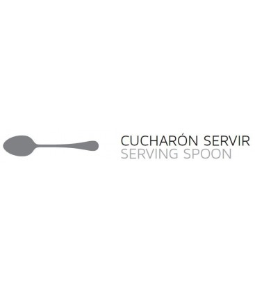 Cucharon Servir Modelo Ámbar de Jay