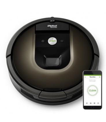 Robot aspirador Roomba 980 de iRobot