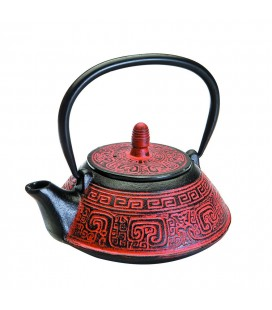 Tetera hierro fundido INDIA de Ibili