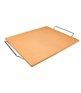 Piedra para pizza rectangular de Ibili