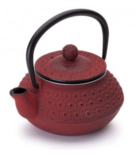 Tetera de hierro fundido HANOI de Ibili