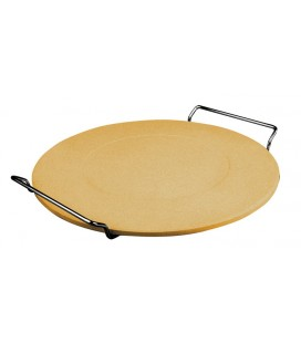 Piedra para pizza redonda de Ibili