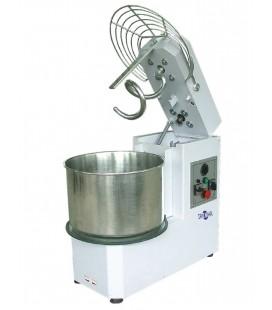Amasadora espiral extraíble 20 litros AEE-20-2V