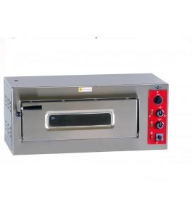 Horno de pizza eléctrico HP-2/Ø330 de Irimar