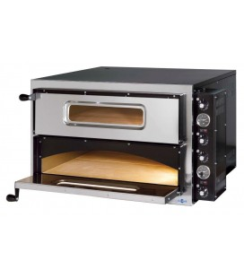Horno de pizza P-4+4/350 ECO
