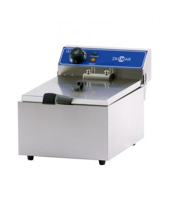 Freidora eléctrica de sobremesa FRY-8
