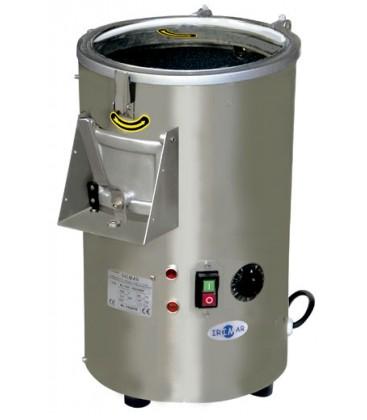 Peladora de Patatas PL-400 - Monof. 230V/15 kgs