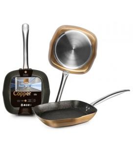 Grill Natura Copper de Ibili