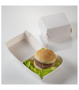Mini Burger 120 ml de Effimer (500 uds.)