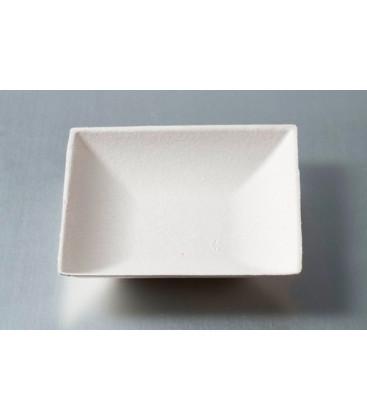 Plato de caña de azúcar Komodo 90mm de Effimer (1600 uds.)