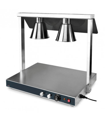 Calentador buffet DUAL de Lacor