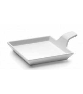 Tray Delicatessen White melamine Lacor Classic series