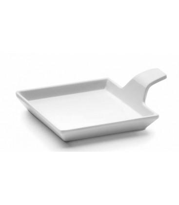 Tray Delicatessen White melamine Lacor Classic series