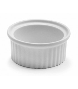 Ribbed Bowl melamine Lacor Classic series