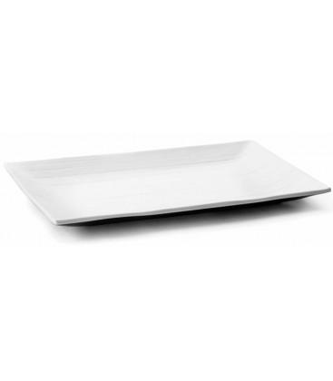Fuente rectangular melamina serie Fuji de Lacor