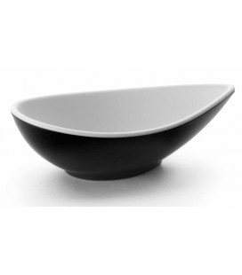 Oval Bowl melamine series Fuji of Lacor