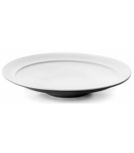 Série de mélamine dîner plaque Fuji de Lacor