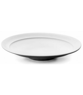 Melamine dinner plate series Fuji of Lacor