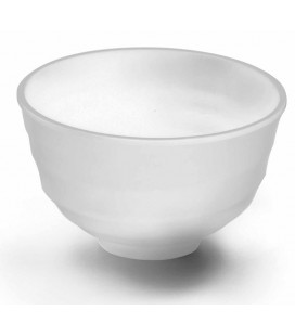 Round bowl melamine series White of Lacor