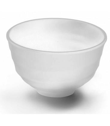 Round bowl melamine series White of Lacor
