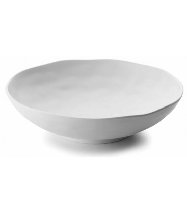 Round supply melamine series White of Lacor