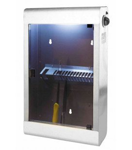 20 knives sterilizer Cabinet Lacor ozone