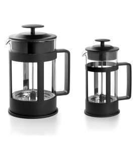 Cafetera francesa Black de Lacor