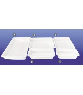 Approvisionnement en porcelaine Gastronorm 1/4 de Lacor