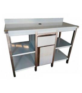 Mueble cafetero FCT de Eutron