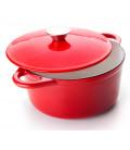 Round casserole by Ibili
