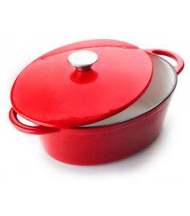 Oval casserole by Ibili