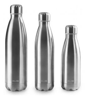 Botella inoxidable Classic de Ibili