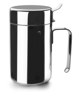 Anti-drip oil container by Ibili