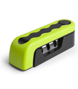 Folding knife sharpener by Ibili