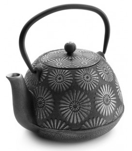 Cast iron teapot BALI by Ibili