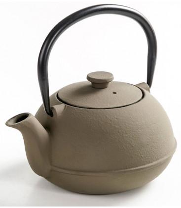 Cast iron teapot NAIROBI by Ibili