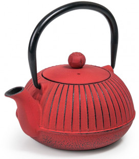 Cast iron teapot FUJIAN by Ibili