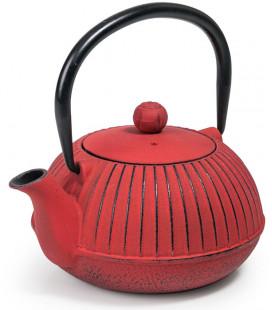 Théière en fer fondue BOGOR de Ibili