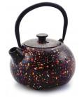 Cast iron teapot GRAFFITI by Ibili