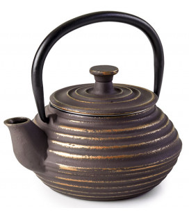 Cast iron teapot MANAOS by Ibili