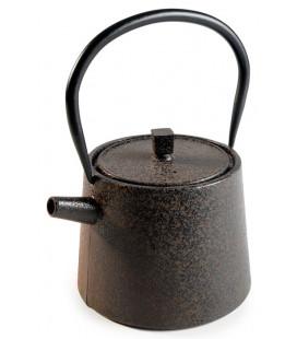 Tetera de hierro fundido KUTA de Ibili